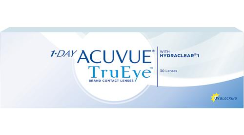1 DAY ACUVUE TRUEYE 30 lenses pack